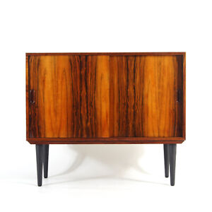 Retro Vintage Danish Rosewood Sideboard Hi-Fi Cabinet 50s 60s 70s Mid TV Stand