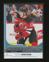 (75833) 2017-18 UPPER DECK YOUNG GUNS NICO HISCHIER #201 RC