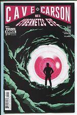 CAVE CARSON #2 - MATT TAYLOR VARIANT COVER - DC COMICS/2016