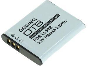 Original OTB Battery For Olympus Smart VG-170/VH-410/VH-520/VR-340 Kit