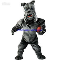 Bulldog Mascot Dog Mascot Costume Suits Cosplay Party Game Dress Clothing Ad