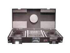 Odyssey Cases CPI6800 Carpeted Case For One DJm500/600 And Two Pioneer Cdj800