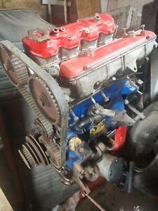2 X Fiat Twin Cam Engines Kit Car