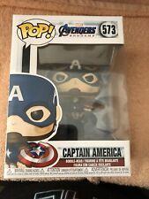 Captain America Broken shield Funko Pop Vinyl Figure 573 Marvel Avengers Issue