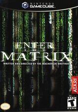 Enter The Matrix Nintendo Gamecube