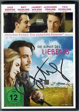 Tom Schilling  - Die Kunst des Liebens  - DVD - mit original signiertem Booklett
