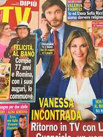 Dipiù Tv 2020 22.Vanessa Incontrada-Lino Guanciale,Caterina Balivo,Marco Liorni