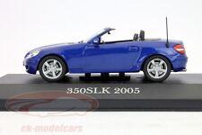 Mercedes-Benz SLK350 de 2005, échelle 1/43, Voitures de légende