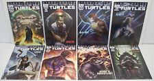 IDW Comics TEENAGE MUTANT NINJA TURTLES 1-8 Complete SET Run TMNT Villains 2013