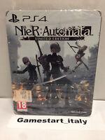 NIER AUTOMATA LIMITED EDITION PS4 VERSIONE ITALIANA NEW SONY PLAYSTATION 4 PS4