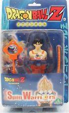 Dragon Ball Z SPIN WARRIOR GOKU basta uno strappo e inizia a combattere girando