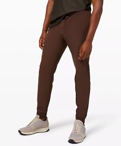 Lululemon Men's ABC Jogger Pant BRNE Brown Earth