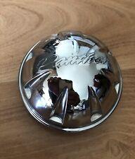 Panther Wheels Chrome Wheel Center Cap DV-M1 / S305-18 / DV010 (1)+ Tension Ring