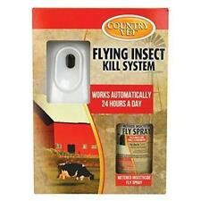 Country Vet Equine Automatic Flying Insect Control Kit