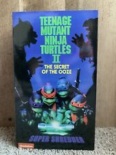 "Teenage Mutant Ninja Turtles (1990 Movie) 7""Action Figure  Deluxe Super Shredder"