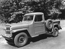 1950 WILLYS TRUCK PHOTO