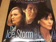 The Ice Storm Laserdisc LD WS Kevin Kline Sigourney Weaver SEALED BRAND NEW