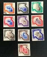 Russia Stamps. SC 559-568. 1935. Used. Complete Set. Selling Collection.