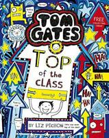 Tom Gates: Top of the Class (Nearly) by Pichon, Liz, NEW Book, FREE & Fast Deliv