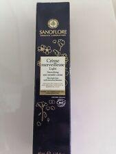 Sanoflore Crème Merveilleuse Légère Soin de Jour Lissant 40ml