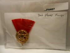 HAT PLUME JAPAN ? FOREIGN PIN F4487