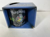 Harry Potter Black Ceramic Mug Hogwarts School  14oz Gift ZZ