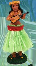 Wet 6in Dashboard Hula Girl Ukulele