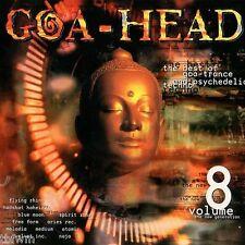 Goa-Head 8 - 2CD - NEU - GOA TRANCE - TBFWM