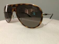 AUTHENTIC CARRERA Sunglasses Brown gold silver Aviator 87 Round havana solaire