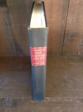 A Treasury of Art Masterpieces - Thomas Craven - The Mona Lisa & Others RARE Vtg