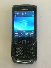 RIM BlackBerry Torch 9800 Smartphone Black - 4GB - Unlocked