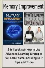 Master Your Memory Power: Memory Improvement : 2 in 1 Book Set: How to Use...