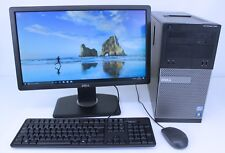Dell Optiplex 390 Desktop - i3 2nd Gen, 4GB DDR3 Mem, 500GB HDD, Nividia GT210