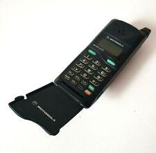 Retro Motorolla Cell Phone FLIPPER MicroTAC/650 Vintage Brick