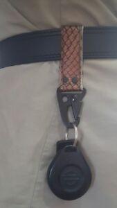 strong harley fob holder.keyring,shed key,gate key,padlock key holder#103
