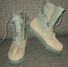 UFCW Mondo PT US Military Steel Toe Combat Boots Suede Men 5.5 ASTMF2413-05MI