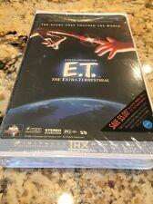 New Steven Spielberg E.T. (ET) The Extra-Terrestrial VHS Tape Movie