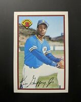 1989 Bowman Ken Griffey Jr ROOKIE #220 Baseball Card Seattle Mariners HOF