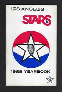 1968 ABA Los Angeles Stars Media Guide/Yearbook, 1st Year,RARE !!!   - NEAR MINT