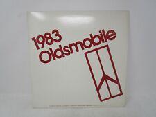 Vintage 1983 OLDSMOBILE DEALERSHIP TRAINING PRODUCT/SALES VIDEODISC/LASERDISC