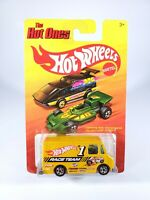 HOT WHEELS THE HOT ONES COMBAT MEDIC HW RACE TEAM NEW NOC WITH PROTECTO PAK