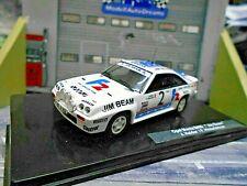 OPEL Manta B 400 Rallye #2 Jänner AT Haider Jim Beam 1985 UMBAU IXO base 1:43