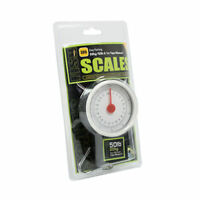 NEW NGT CARP/PIKE FISHING 50LB / 22KG DAY FISHING SCALES NGT + TAPE MEASURE