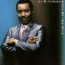 L J REYNOLDS Tell Me You Will NEW & SEALED 80s SOUL CD (EXPANSION) DRAMATICS