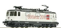 "Roco AC 79253  E-Lok 420 268 ""Gottardo"" Swiss SBB Cargo International w/Sound"