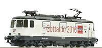 """Roco AC 79253  E-Lok 420 268 """"Gottardo"""" Swiss SBB Cargo International w/Sound"""