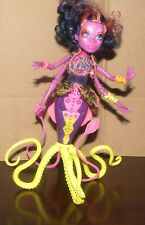 Monster High Great Scarrier Reef Down Under Ghouls Kala Mer'Ri Octopus Doll