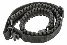 """Best Rifle Slings - 2 Point Sling With Fast-loop Adjuster up to 55"""" Heavy Duty"""