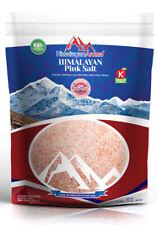 Gourmet Himalayan Pink Salt | Fine Grain | Resealable Bag | Packaged in USA