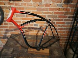 1955 Schwinn BF GOODRICH (Phantom Type) Frame Original Paint / Badge / Decals
